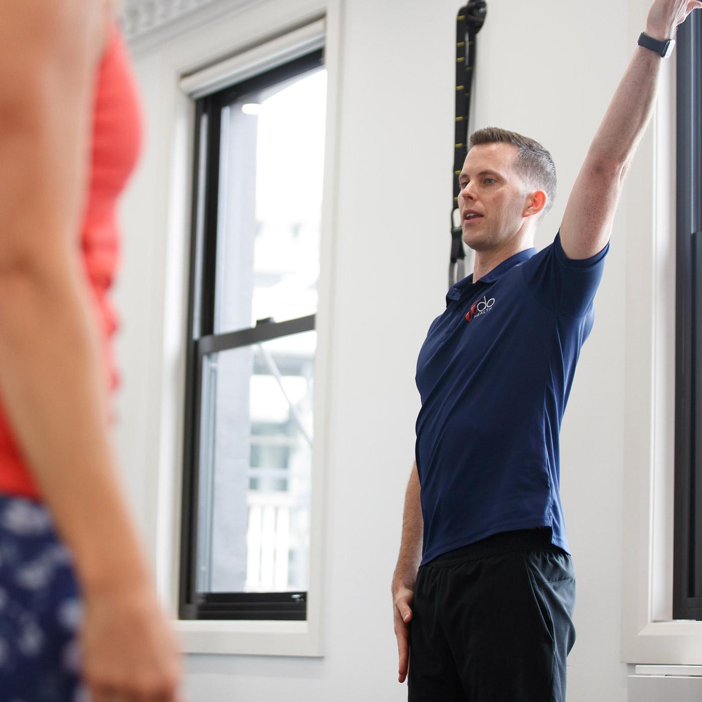 Restore classes with Physio Brendan